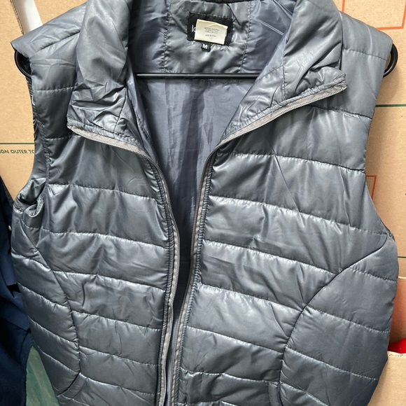 lace frimmi Other - Zip up vest